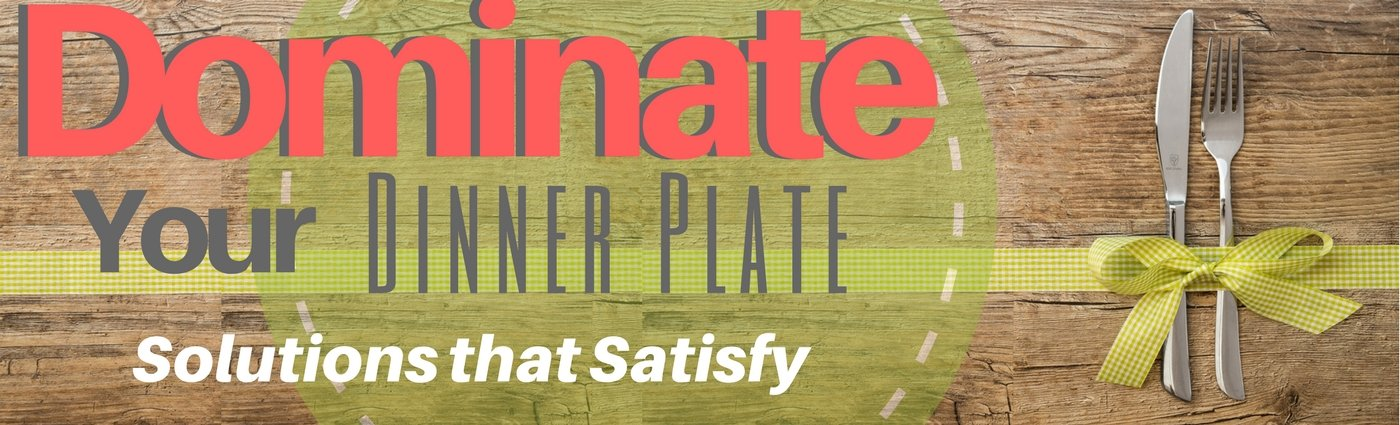 Dominate dinner plate header