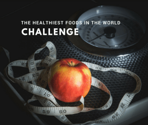 The World's Healthiest Foods Challenge