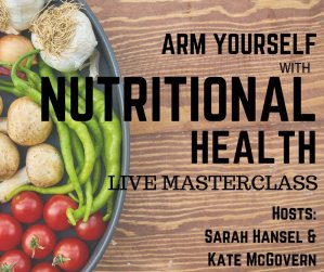 Nutritional Health Live Masterclass