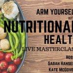 Nutritional Health Live Masterclass