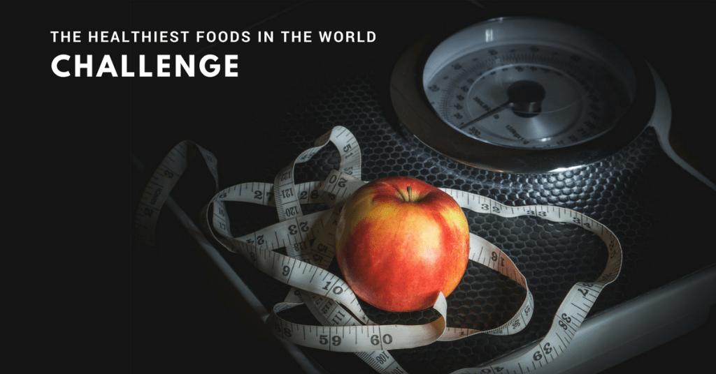Healthiest Foods Challenge