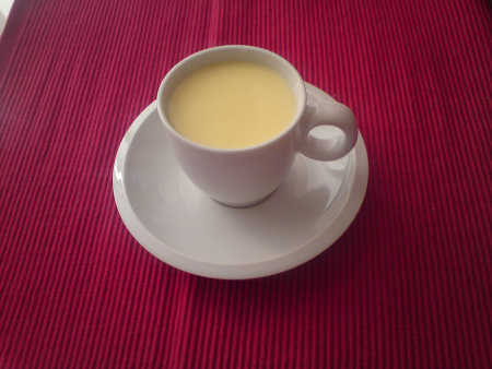 Gordon Ramsay's Lemon Posset