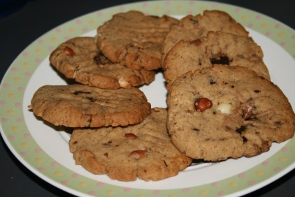 Cookies Peanut Butter