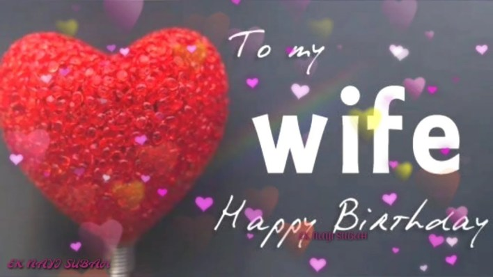Happy Birthday Song For Wife mp3 download