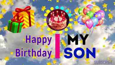 Happy Birthday Song For My Son Mp3 Download