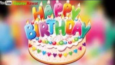 Happy Birthday Status English Download Free
