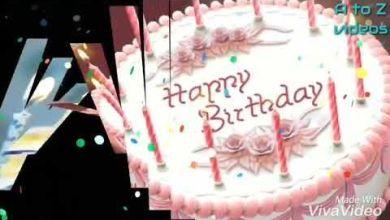 happy birthday hindi song Status Video Download