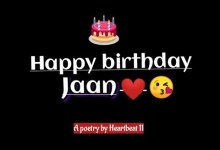 happy birthday wishes for lover download hindi
