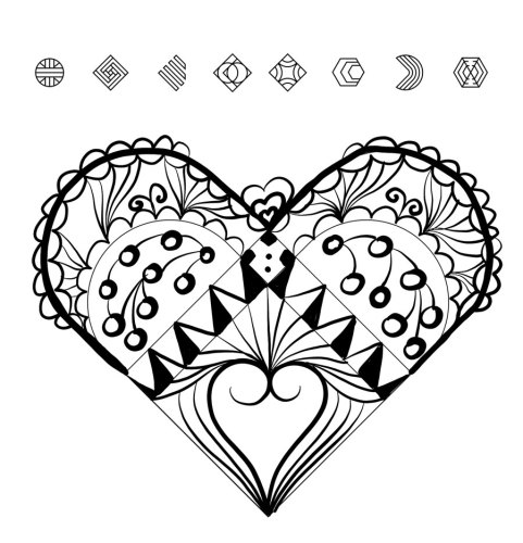 NEW Ultimate Zendoodle Mastery Toolkit photo review