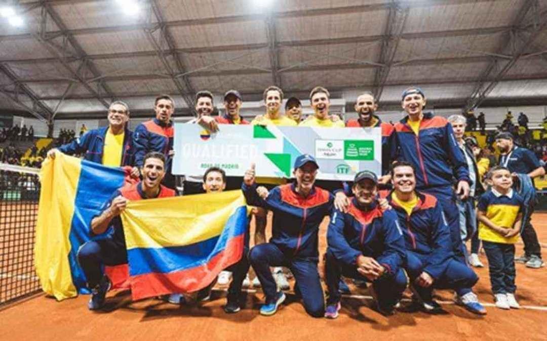 Colombia Jugará Ante Los Estados Unidos E Italia En La Fase Final De La Copa Davis