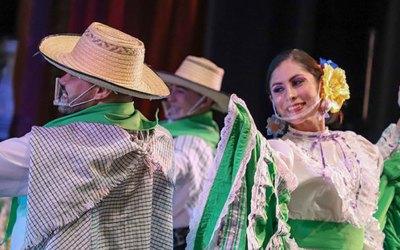 XV Festival de Danzas Folklóricas Distrito de Agua Blanca