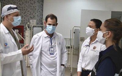 Desescalonar pacientes ha permitido ha permitido aumentar el numero de UCI