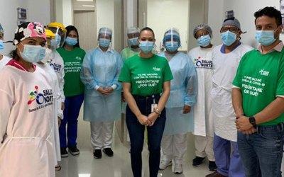 Las ESE están preparadas para realizar vacunación contra la covid-19