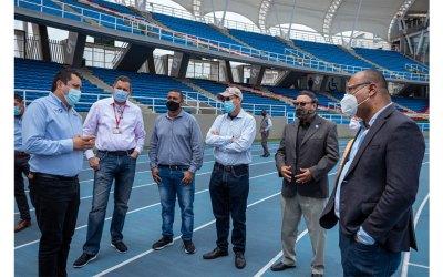 Universidad del Valle y Escuela Nacional del Deporte apuestan a la Cali Ciudad Deportiva