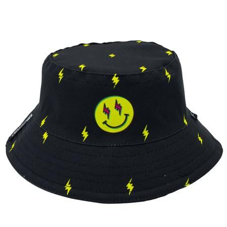 Happy Bucket Hat Gorro
