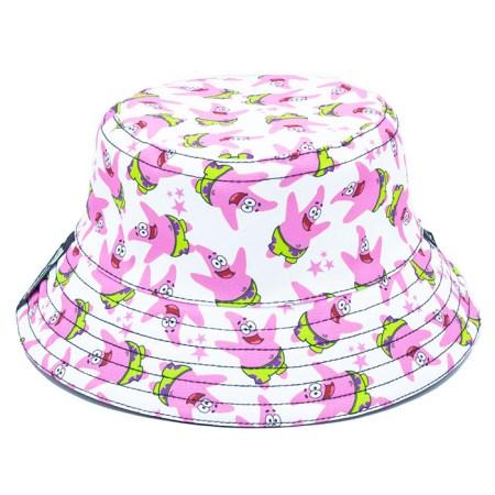 Gorra bucket patricio estrella
