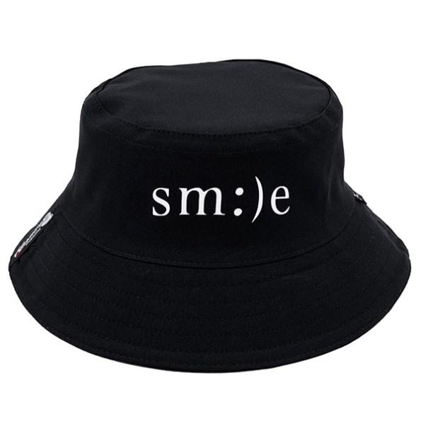 Smile Gorra Full Caps