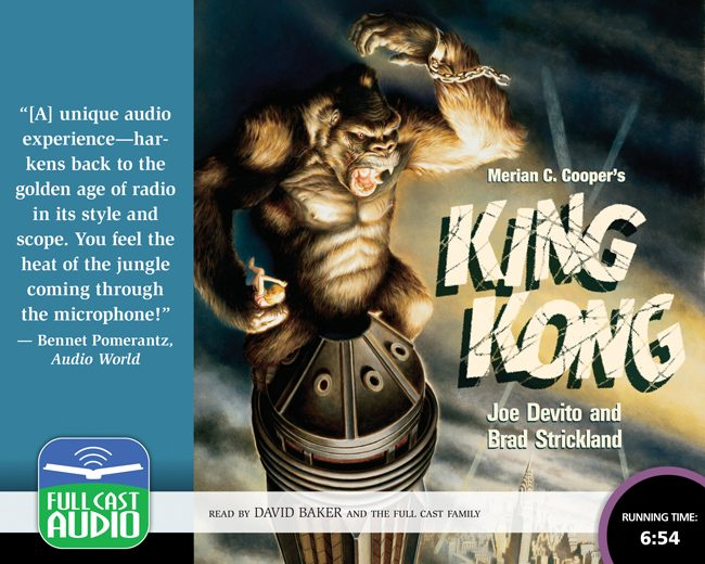 King Kong – FullCastAudio