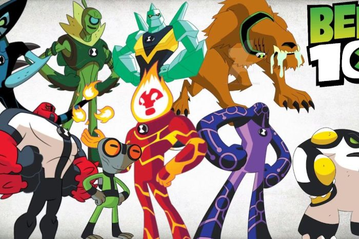 'Ben 10' Live-Action Series Being Developed By Warner Bros.