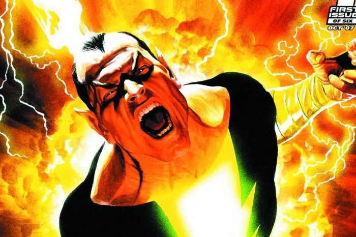 'Black Adam' Film Rumored To Be Pulling From 'The Dark Age' Comic Arc