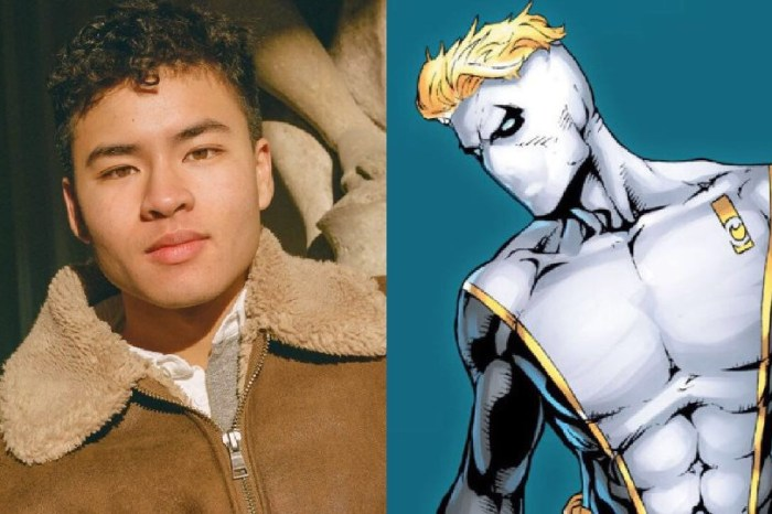 'Titans' Season 2 Adds Chella Man As Deathstroke's Son Jericho