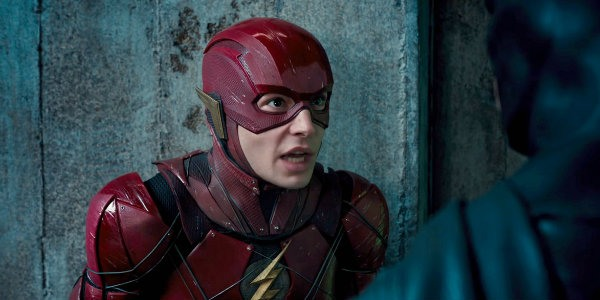 Ezra Miller Is Writing His Own Script For 'The Flash'