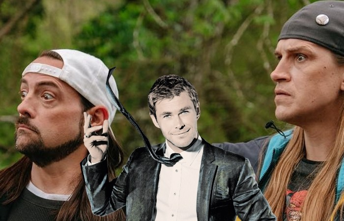 Chris Hemsworth Joins 'Jay and Silent Bob Reboot'