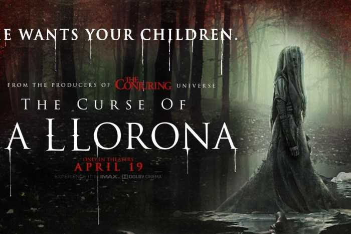 The Curse Of La Llorona: The Weeping Lady OF The Conjuring Universe