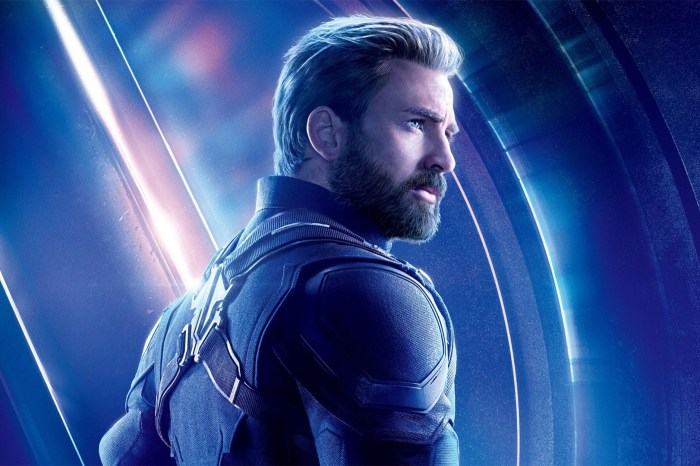 Captain America's Journey Will Be A Core Focus In 'Avengers: Endgame'