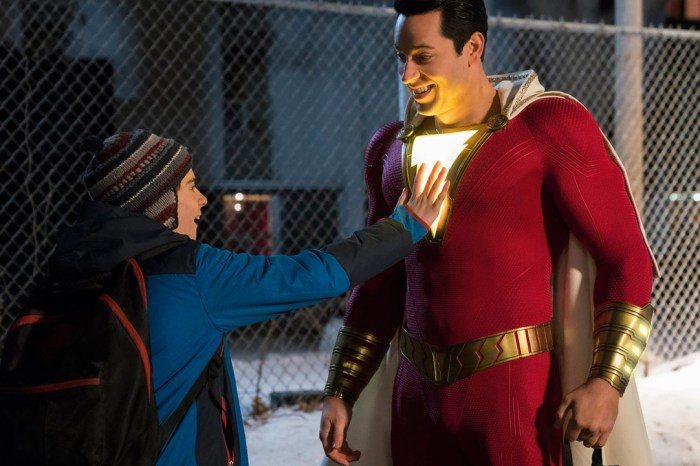 Henry Gayden Will Return To Scribe 'Shazam!' Sequel