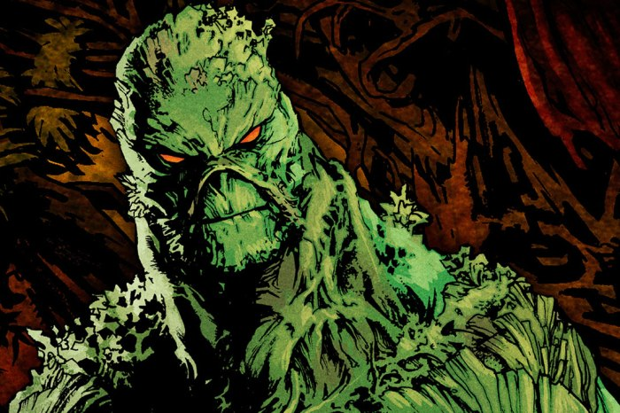 DC Universe Halts Production On James Wan's 'Swamp Thing' Series