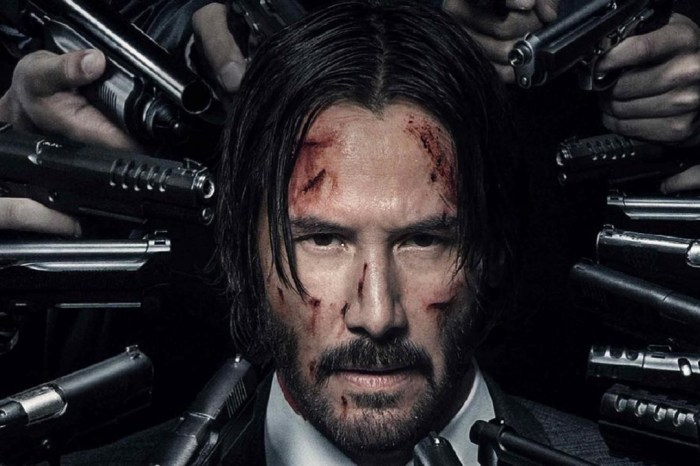 Lionsgate Officially Announces 'John Wick: Chapter 4'