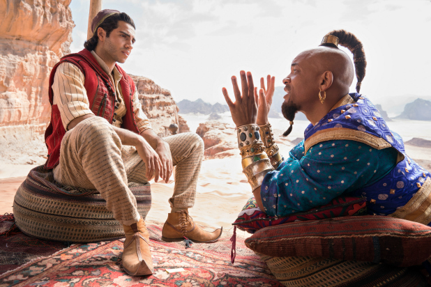 "'Aladdin' (2019) Review: ""The Best Disney Live-Action Remake Yet"""