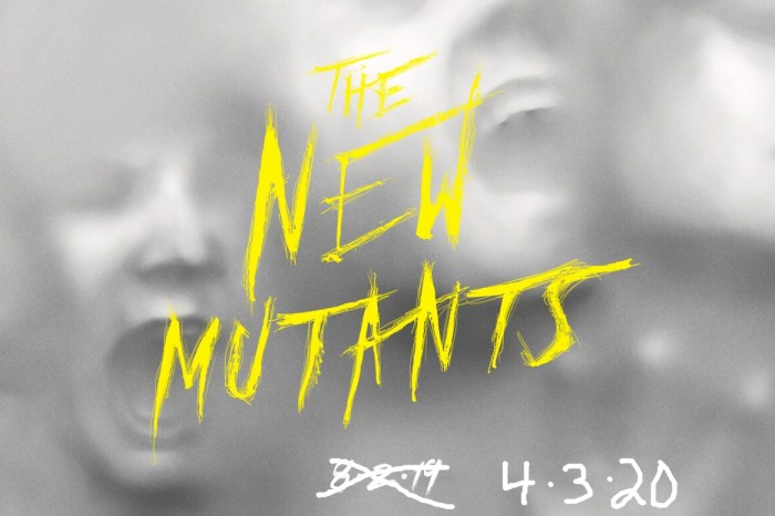 'The New Mutants' Release Pushed Once Back Again