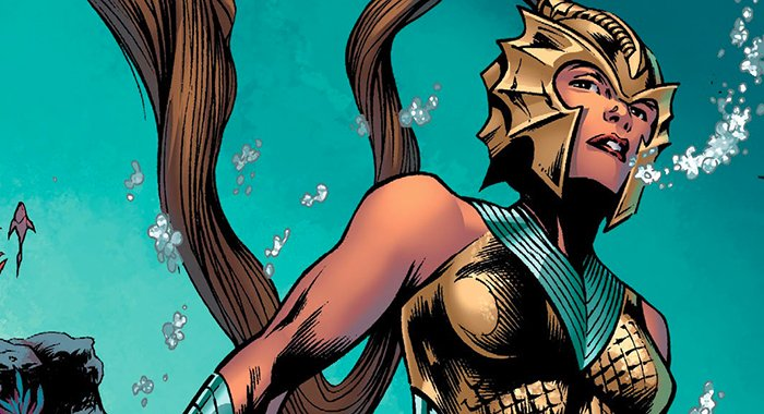 'Titans' Season Two Casting Call Points To Aquagirl
