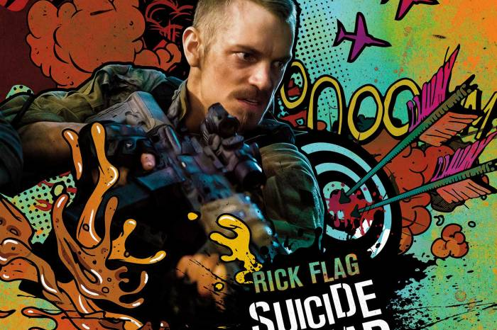 Joel Kinnaman Confirms His Involvement In 'The Suicide Squad'