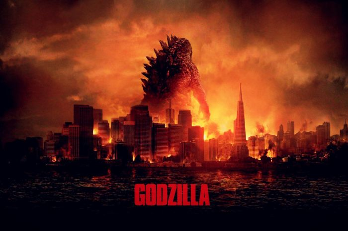 Full Circle Flashback: 'Godzilla' (2014) Review