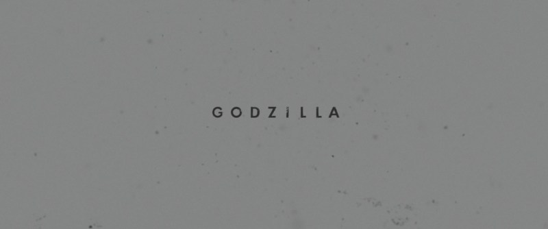 Godzilla - Title
