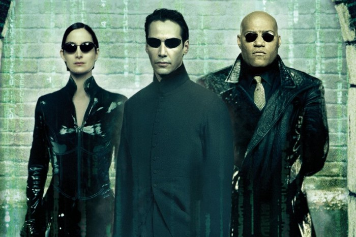 The Wachowskis Are Currently Working On A 'Matrix 4'