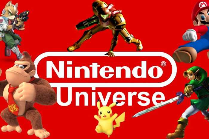 Generating A Nintendo Cinematic Universe: Part 1