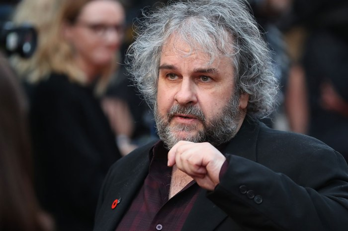 Peter Jackson Turned Down Warner Brothers Twice To Direct 'Aquaman'