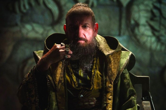 "Kevin Feige Hints At Plans For The ""Real"" Mandarin In The MCU"