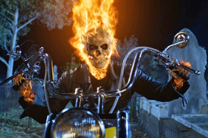 Full Circle Showdown: 'Ghost Rider' Review