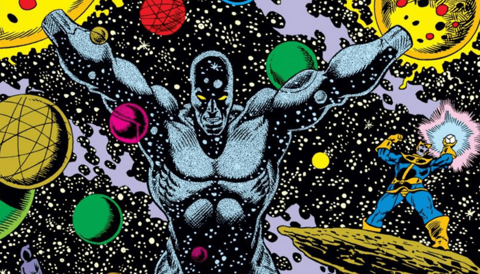 Kronos & Thanos Rumored To Appear In 'The Eternals'