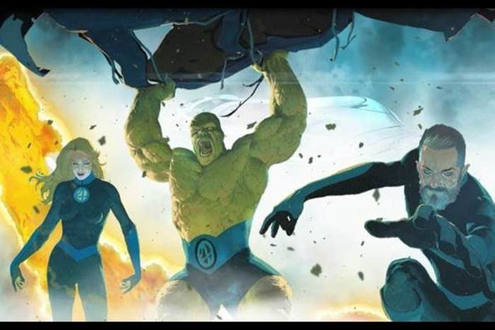 Marvel Studios Reportedly Targeting 2022 Release For 'Fantastic Four' Reboot