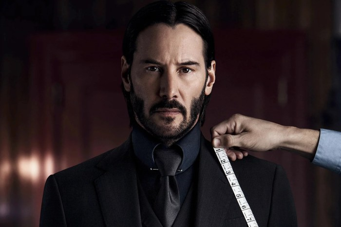 Keanu Reeves In Negotiations For A Role In 'The Eternals'