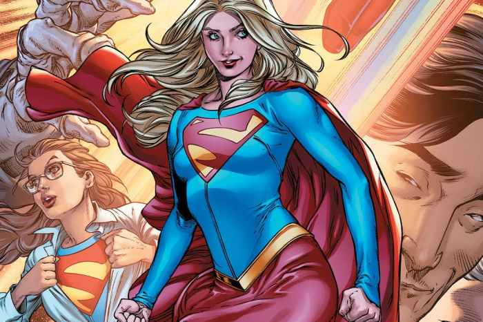 'Supergirl' Film Reportedly Looking To Begin Production Early 2020