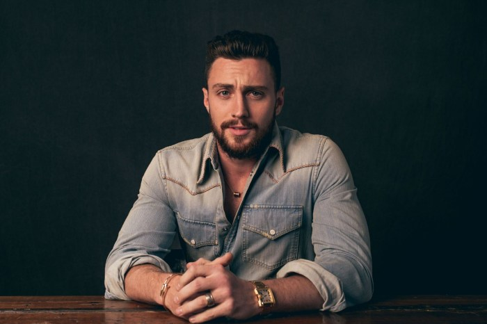 Aaron Taylor-Johnson To Play A Relative Of Eggsy In 'The King's Man'