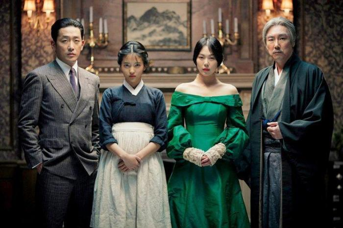 Full Circle Pride: 'The Handmaiden'