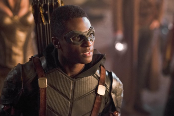 Connor Hawke Upped To Series Regular On 'Arrow'